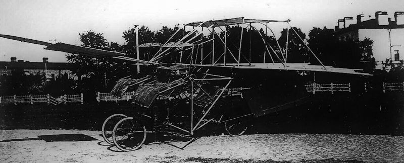 Breguet's Pre 1914 Aircraft ID Challenge Index
